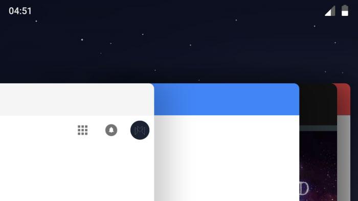 Android P : le multitâche se réorganise pour satisfaire la navigation par gestes