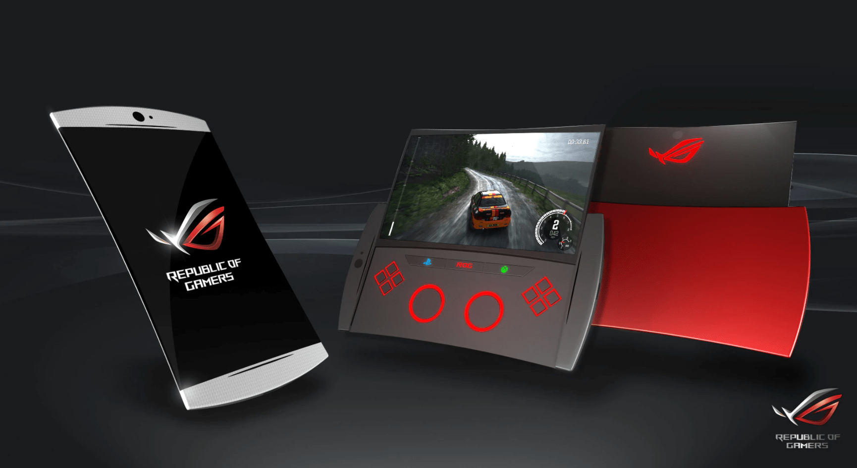 Asus ROG Phone : une présentation prévue avant l'été