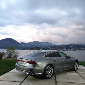 Test de l'Audi A7 Sportback : tactile et habile