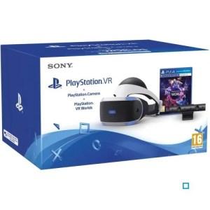 🔥 Bon plan : le pack PlayStation VR + caméra + VR Worlds est disponible pour 250 euros