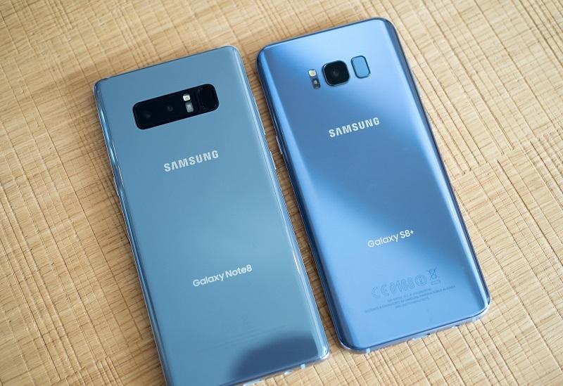 Promo : 10 % sur les smartphones Samsung chez Cdiscount, le Galaxy Note 8 à 618 euros
