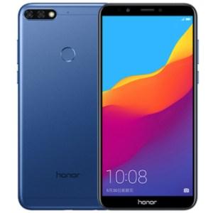 Honor 7C et 7A : les deux téléphones à petit prix annoncés en France