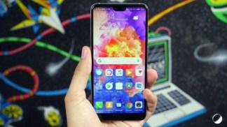 Test du Huawei P20: mention très bien, ni plus ni moins
