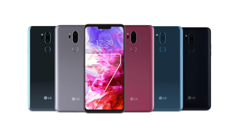 LG G7 ThinQ : nom et date d'annonce confirmés, les images de son design