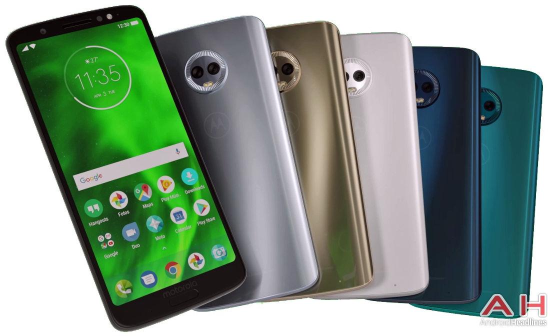 Le Motorola Moto G6 devrait être annoncé dans quelques jours seulement