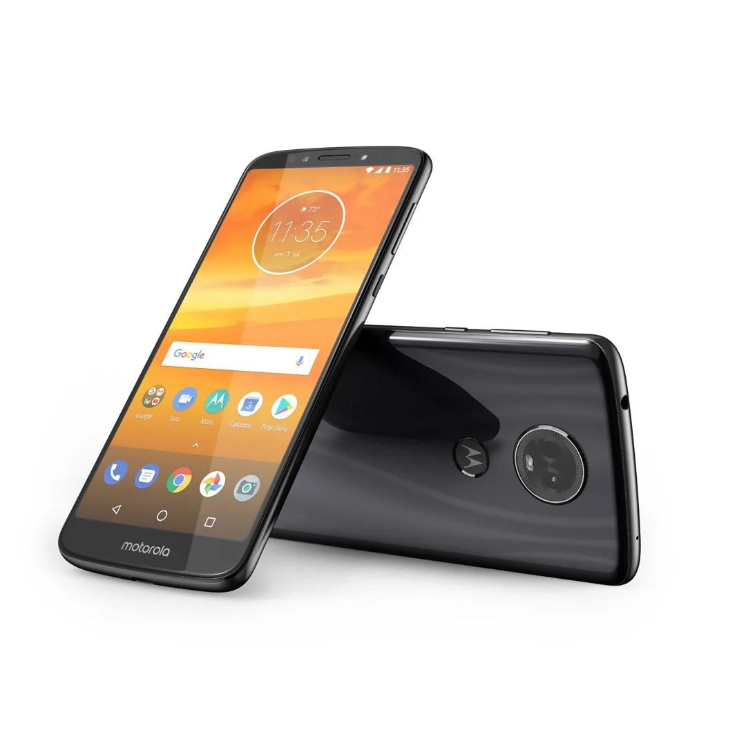 Motorola Moto E5 Play annoncé : Android Oreo Go Edition et des caractéristiques d'un autre temps
