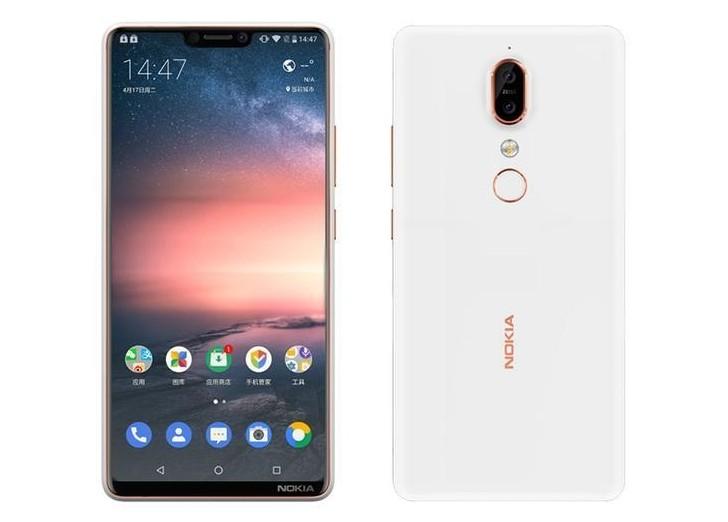 Nokia X6: l'encoche pourrait s'inviter chez le constructeur finlandais