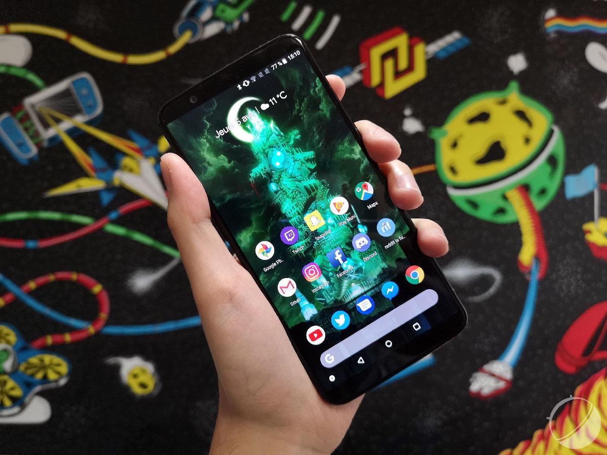 OnePlus 5T : 6 mois après, toujours l'un des meilleurs smartphones disponible