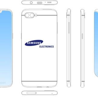 Samsung serait le prochain constructeur à adopter l'encoche