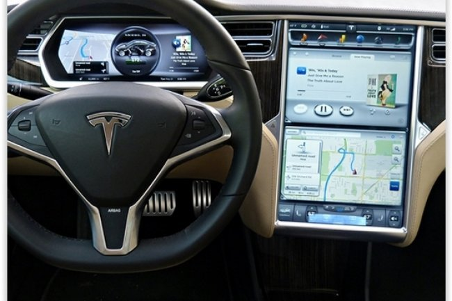 Tesla met à jour son interface utilisateur sur la Model S et la Model X