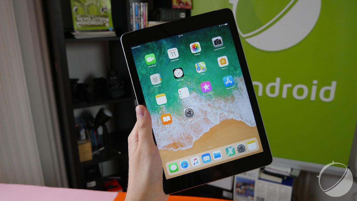 🔥 Bon Plan : l'iPad (2018) passe à 329 euros au lieu de 359 chez Cdiscount