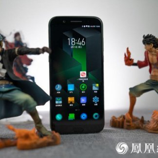 Xiaomi Black Shark : des photos du smartphone gamer sous tous ses angles