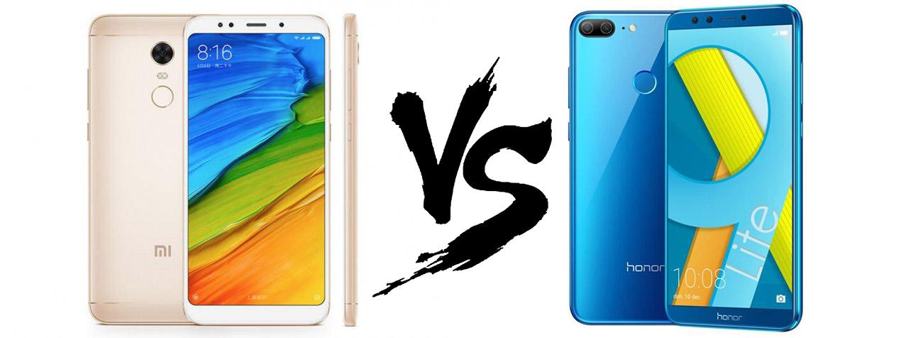 Honor 9 Lite vs Xiaomi Redmi 5 Plus (Note 5) : quel smartphone d'entrée de gamme choisir ?