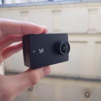 Test de la YI Discovery Action Cam : performances convenables à un très petit prix