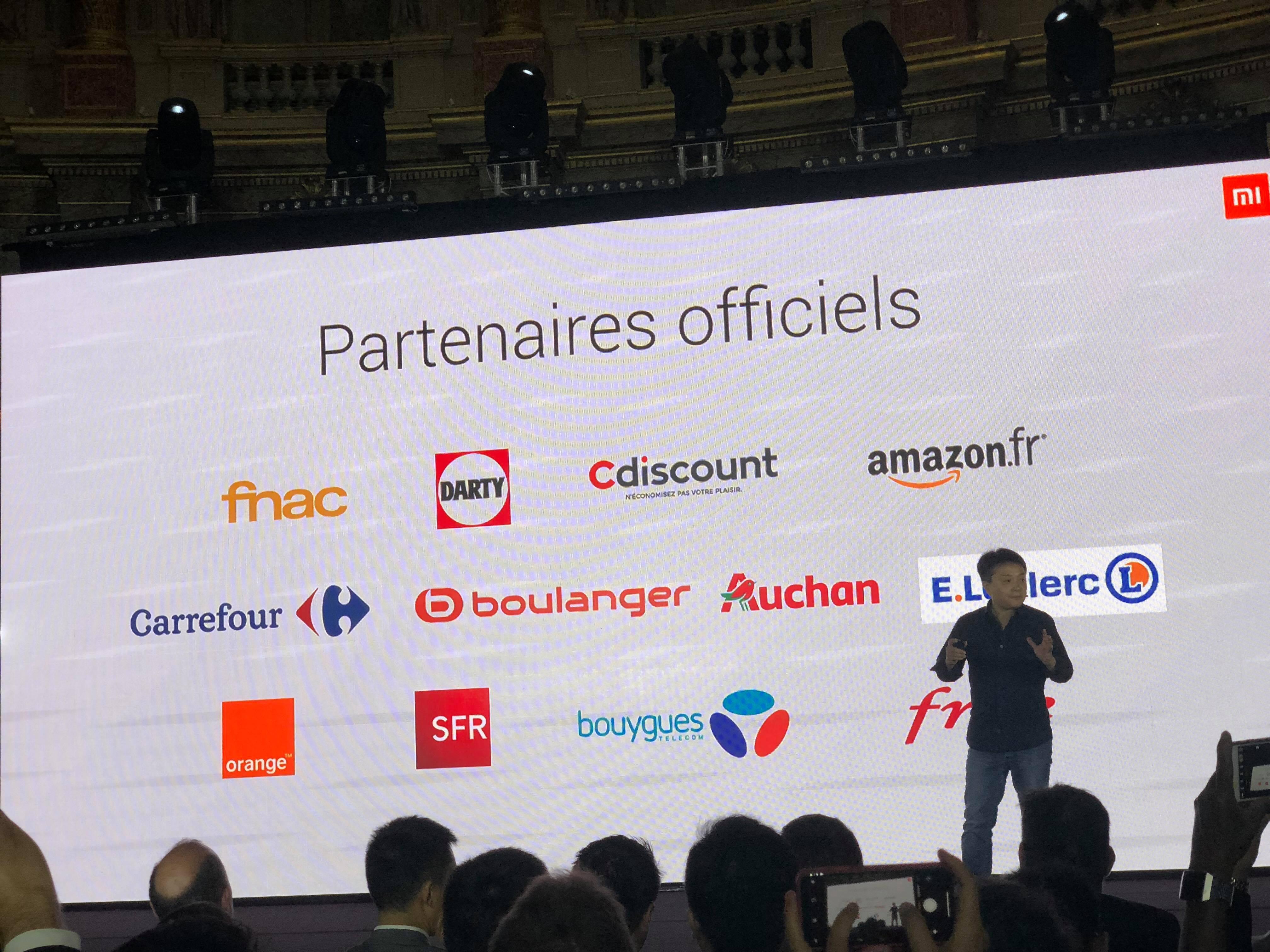 Orange, Free Mobile, SFR, Bouygues Telecom : Xiaomi a séduit les opérateurs français