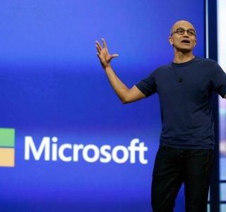 Microsoft est devant Google : sa valeur a doublé en 5 ans