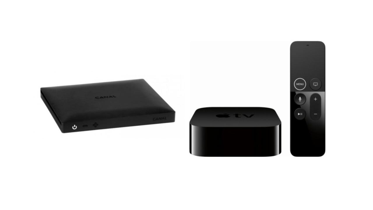 Canal+ mise sur Apple et proposera désormais l'Apple TV 4K à ses abonnés