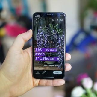 160 jours avec l'iPhone X, récit d'une conversion singulière et non-fortuite