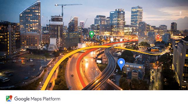 Google Maps est désormais exclusivement payant pour les développeurs