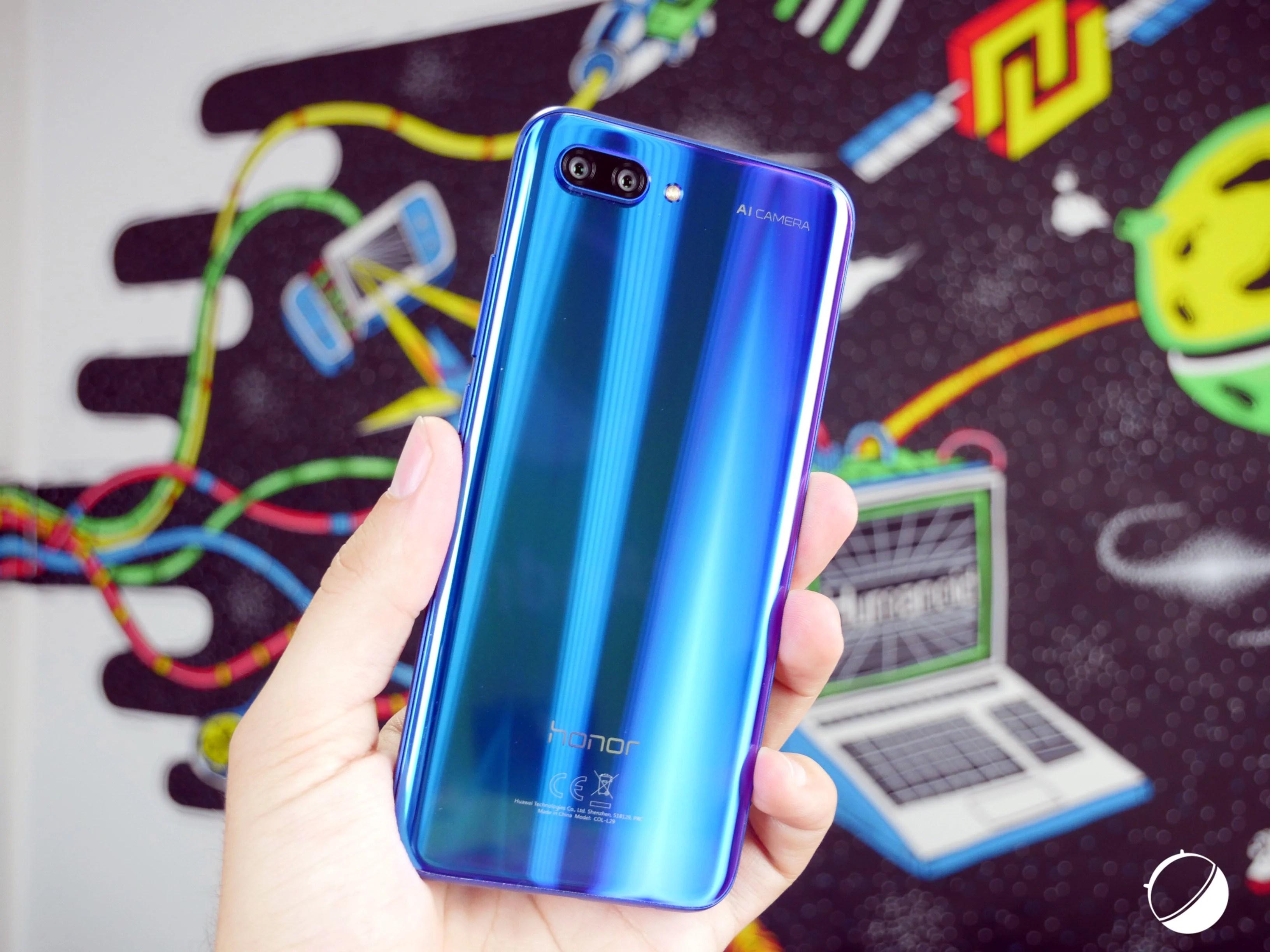 Honor annonce l'arrivée d'Android 10 sur 7 nouveaux smartphones