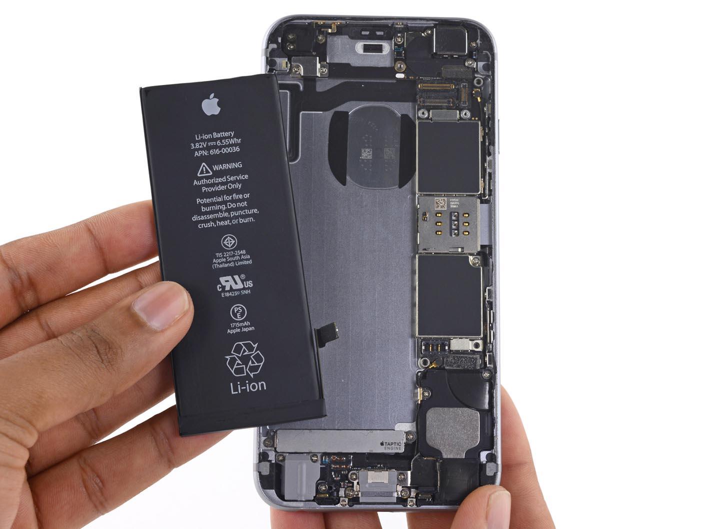 Si Apple a changé votre batterie d'iPhone en 2017, faites-vous rembourser une partie des coûts