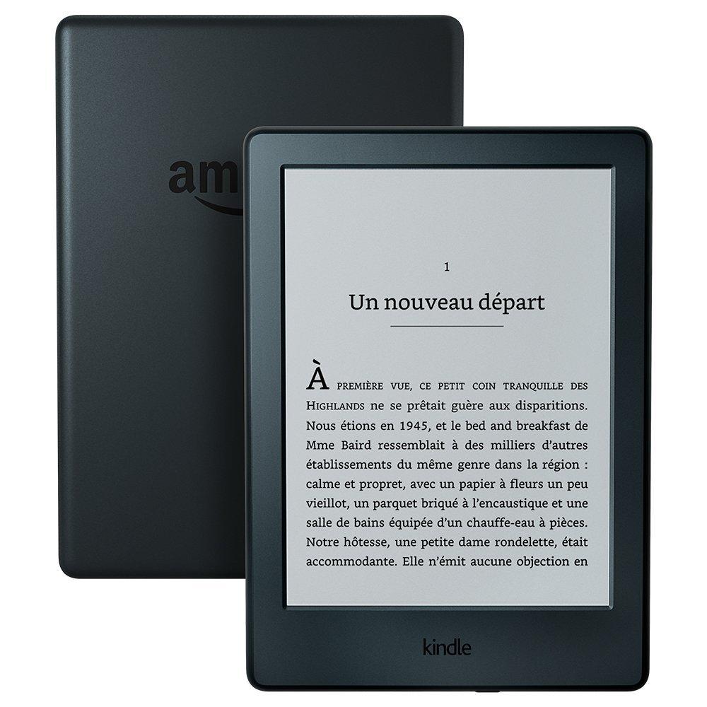🔥 Bon plan : la liseuse numérique Kindle Paperwhite est disponible à 89 euros