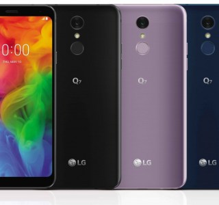 Les LG Q7, Q7+ et Q7 Alpha ont été officialisés