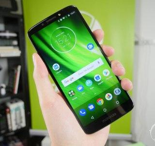 Test du Moto G6 Play : grande autonomie à petit prix
