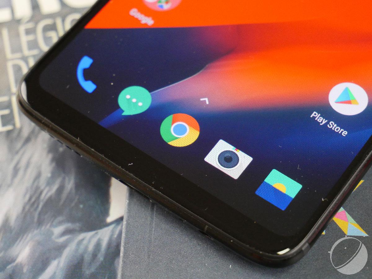 Comment avoir les gestes du OnePlus 6 sur n'importe quel téléphone Android