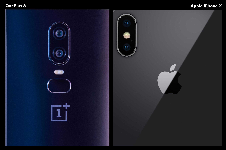 OnePlus 6 VS Apple iPhone X : quel smartphone fait les meilleures photos ?