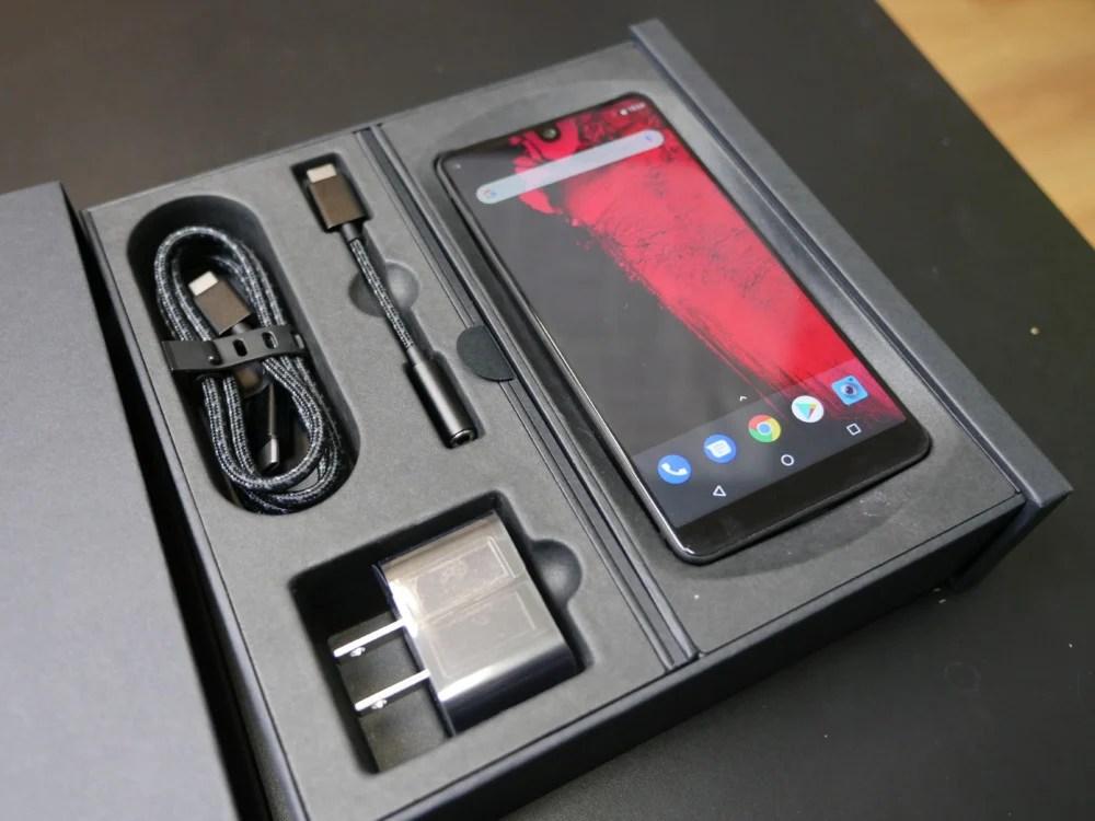 Essential serait à vendre et l'Essential Phone 2 serait annulé
