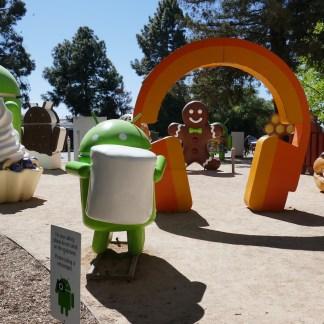 On vous fait visiter le campus de Google !