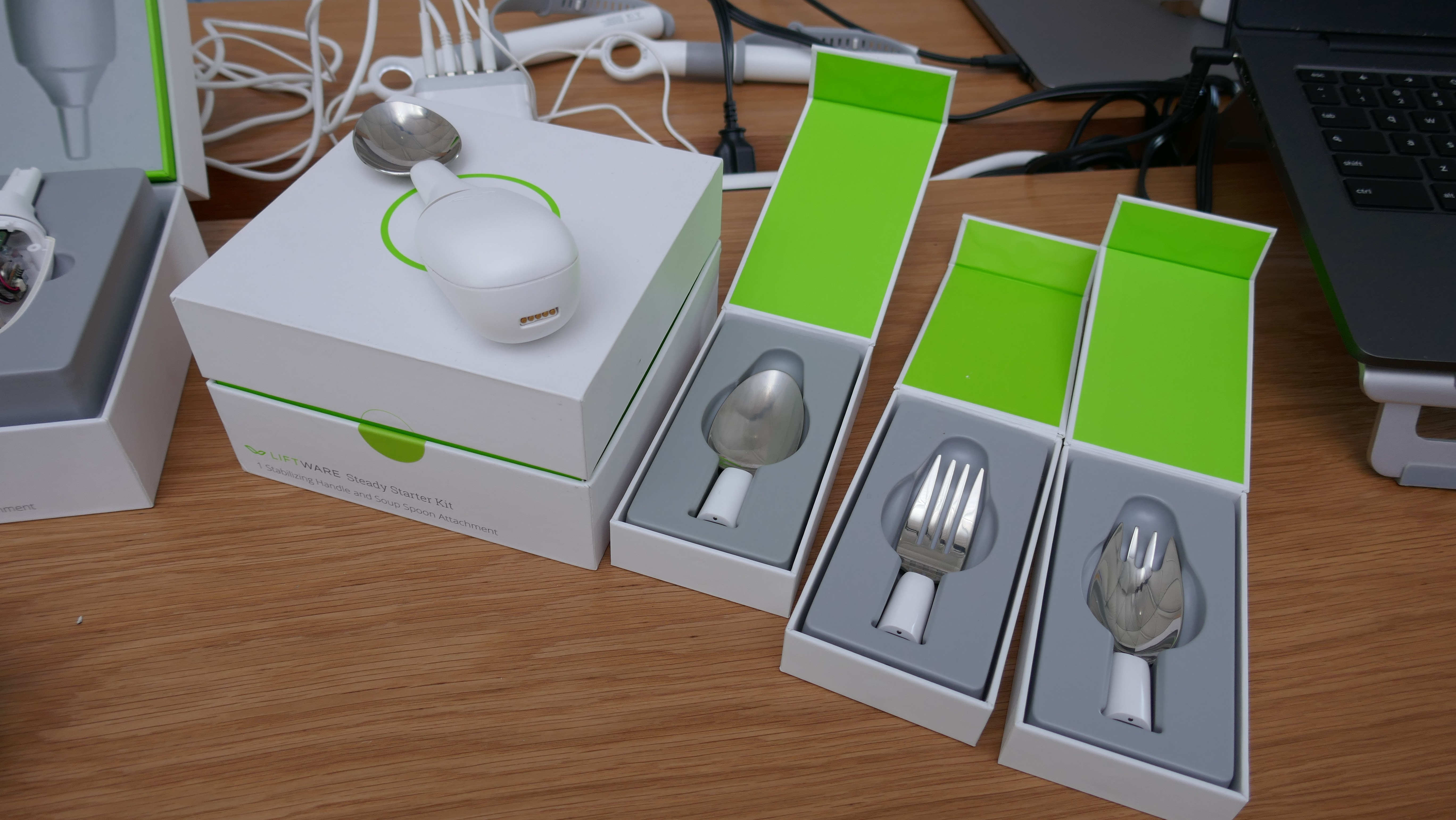 Liftware : les couverts intelligents issus du laboratoire Google[x]
