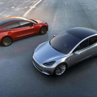 Tesla Model 3 Dual Motor Performance Edition : 0 à 100 km/h en 3,5 secondes