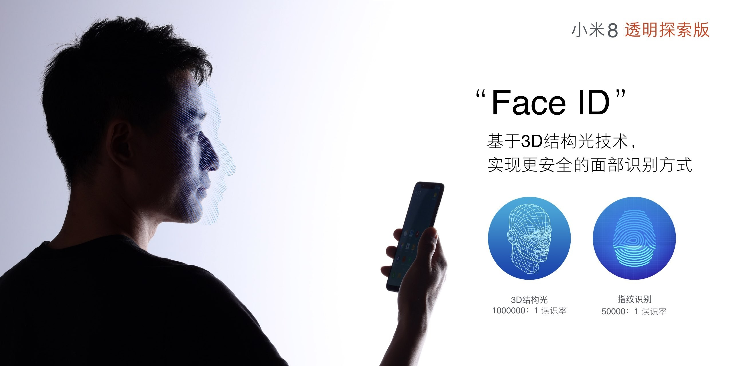 Xiaomi ne pourra pas utiliser «Face ID» en Europe pour son Mi 8