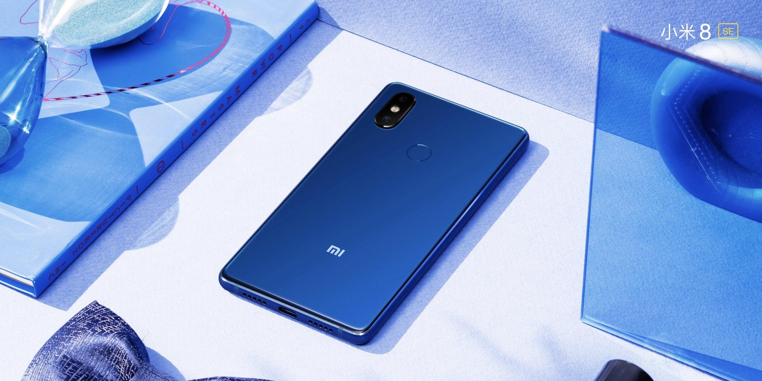 Xiaomi dévoile le Mi 8 SE : plus petit, moins puissant mais très intéressant