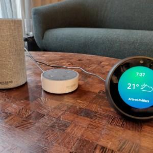Amazon Echo (Alexa) : tout ce qu'il faut savoir sur l'assistant personnel intelligent