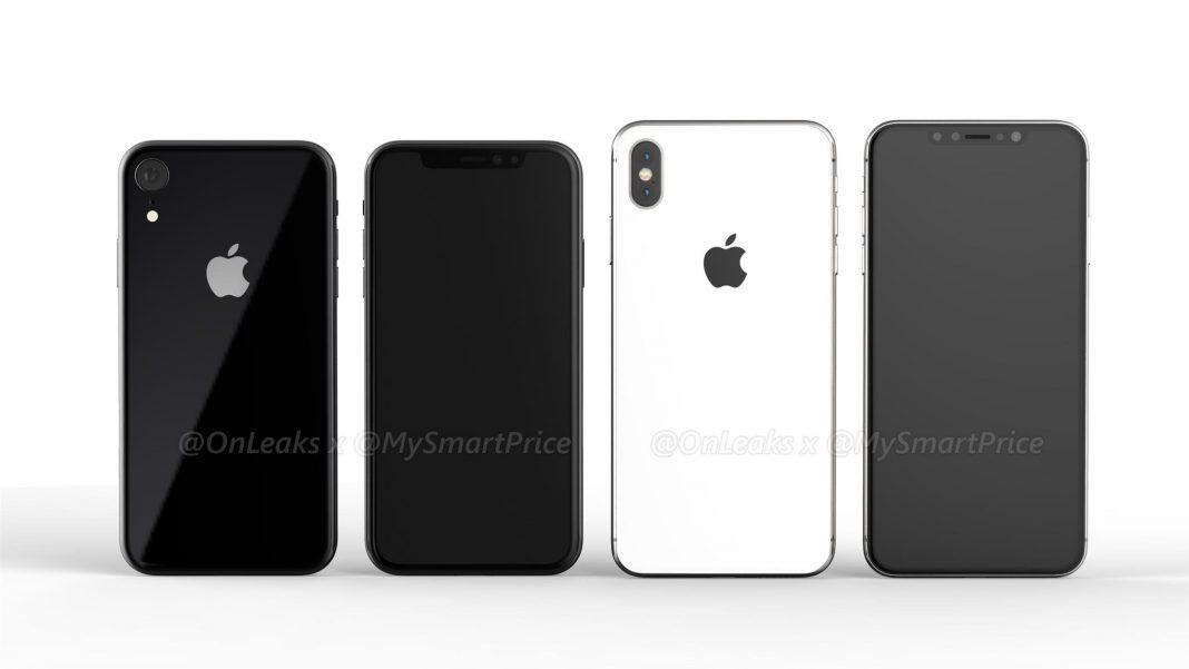 Apple iPhone : voici le design de la prochaine génération