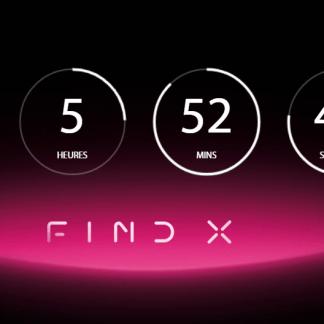 Oppo Find X : comment suivre en direct l'événement de lancement