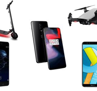 Huawei, Xiaomi, Honor, OnePlus, DJI : GearBest casse ses prix sur de nombreuses références
