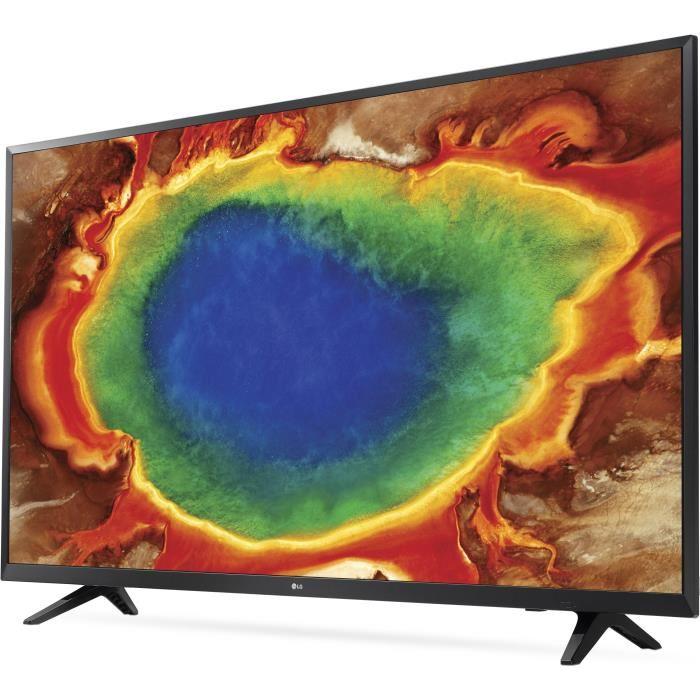 🔥 Soldes : 499 euros pour une TV LG 4K HDR de 55 pouces, qui dit mieux ?