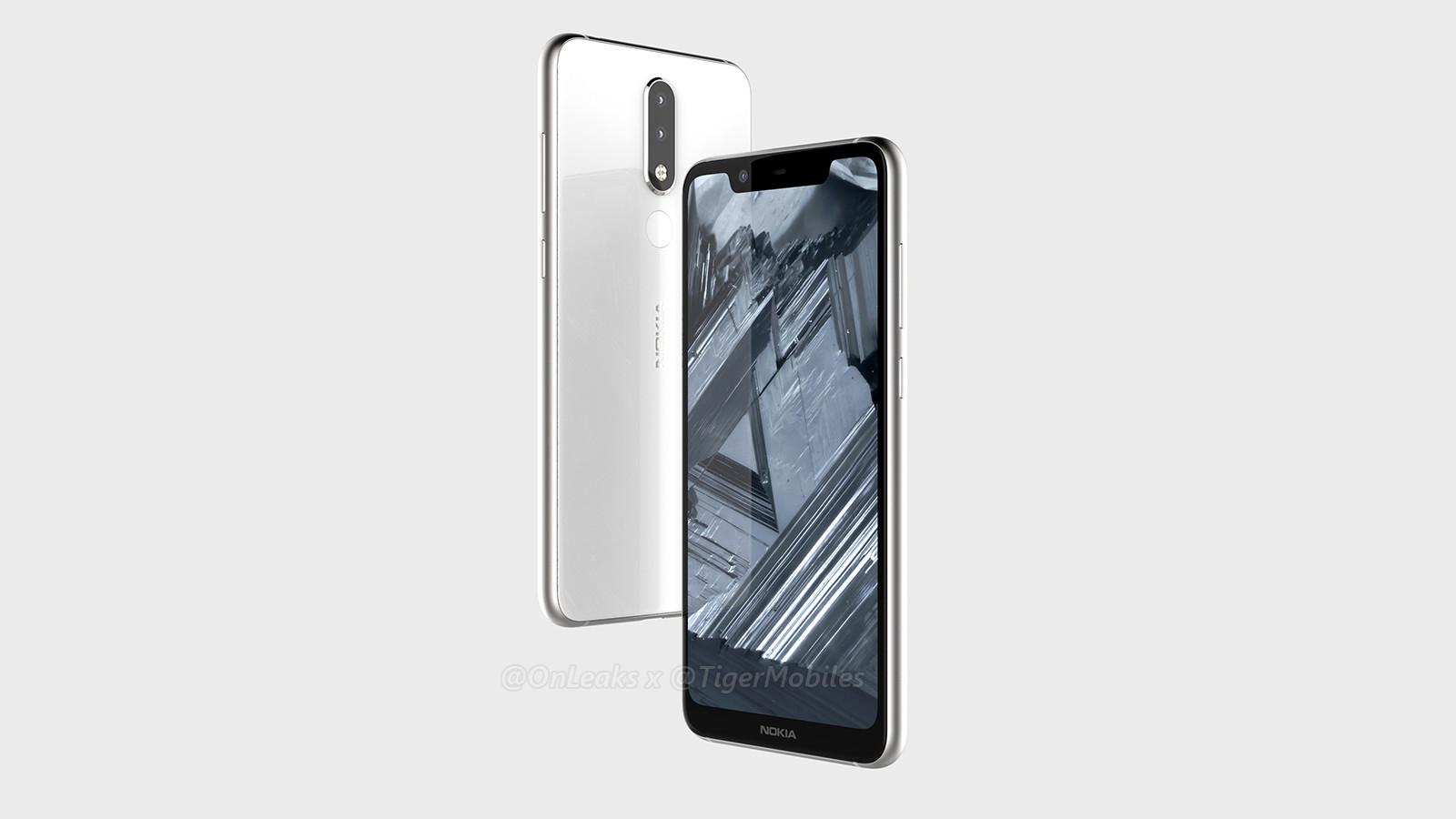 Nokia 5.1 Plus : encore un smartphone à encoche pour inonder le marché