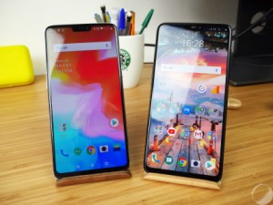 Android 10 sur les OnePlus 6 et 6T prochainement, sur les OnePlus 5 et 5T en 2020