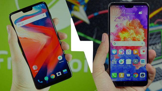 OnePlus 6 versus Huawei P20 : quelle alternative aux smartphones premium des grandes marques ?