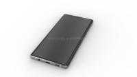 Le Samsung Galaxy Note 9 se montre dans un rendu vidéo à 360 degrés