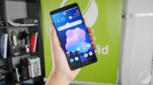 Test du HTC U12+ : un fleuron sans encoche et sans étoffe