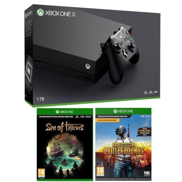 🔥 Soldes : des packs Xbox One X et Xbox One S à partir de 249 euros