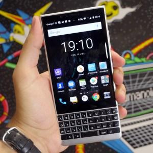 BlackBerry annonce son grand retour en 2021 avec un smartphone 5G
