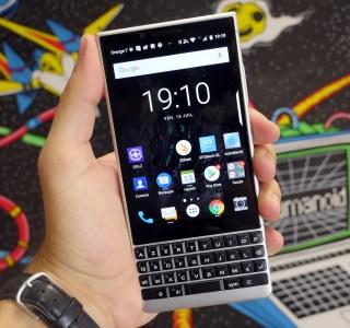 Test du BlackBerry KEY2 : y a-t-il un smartphone sous le clavier ?