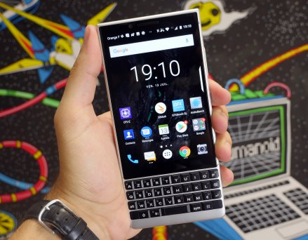 Test du BlackBerry KEY2 : y a-t-il un smartphone...